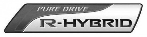 """Nissan had already gotten the trade marks of """"R Hybrid"""" registered in Japan back in June. 6月には日産が登録していた「R Hybrid」の商標"""