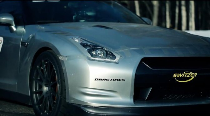 A new speed record for GT-R at UNLIMITED+500 Unlimited+500におけるGT-Rの記録更新