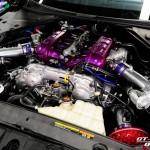 HKS GT1000+ Installed