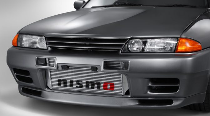 NISMOインタークーラー復刻版 NISMO INTERCOOLER Reprint edition
