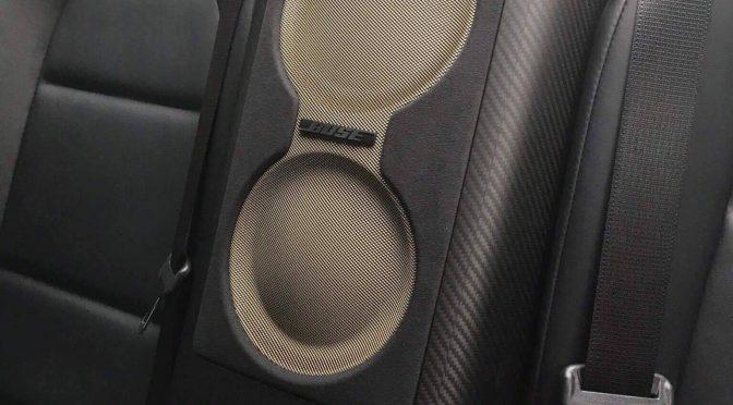 【在庫希少】GT-R 日産純正部品 カーボン製リアウーファーパネル / GT-R Nissan genuine Parts carbon rear woofer panel Stock scarcity